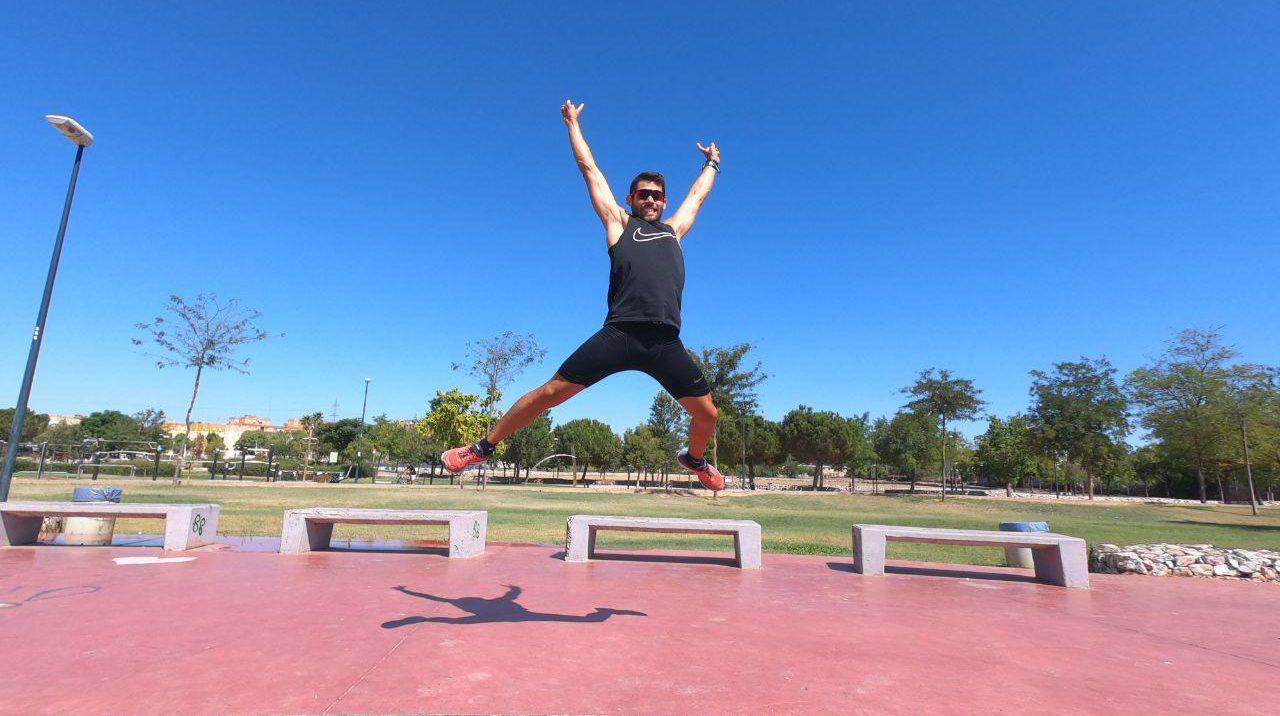 Que ejercicios hacer en un parque
